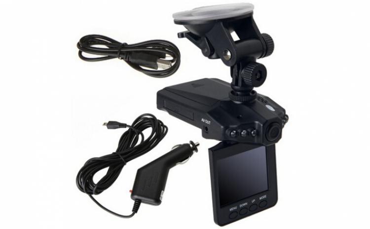 Camera video auto DVR HD Nightvision