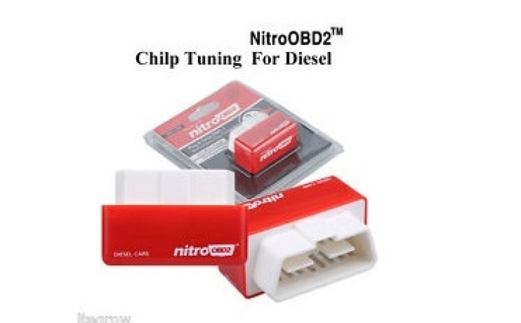 Chip Tuning  Box diesel