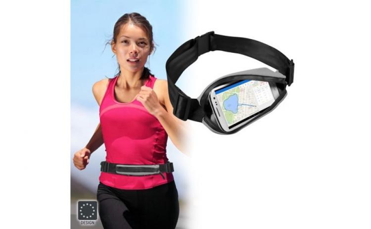 Curea telefon pentru alergare