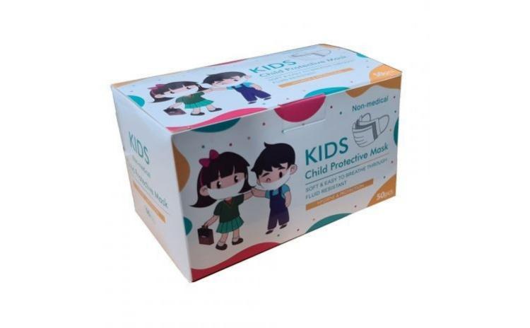 Set 50 de masti pentru copii
