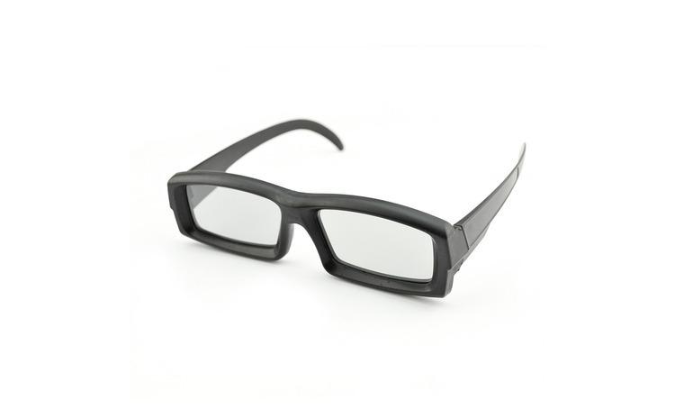 Imagine indisponibila pentru Ochelari 3d pasivi polarizati master image pentru cinema