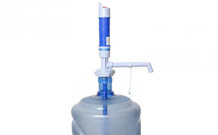 Pompa electrica pentru bidoane