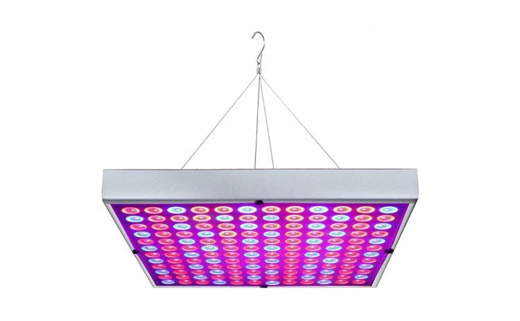 Lampa 225 LED-uri, 45W pentru plante
