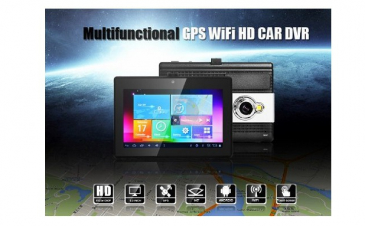 Tableta / Navigator GPS / camera DVR