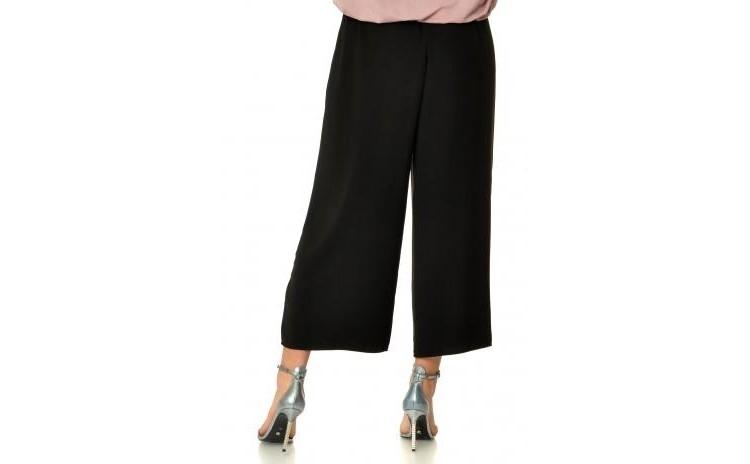 Pantalon 3/4 de dama negri