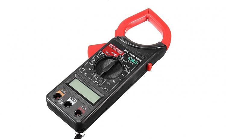 Multimetru Tester Digital Tip Cleste Amp