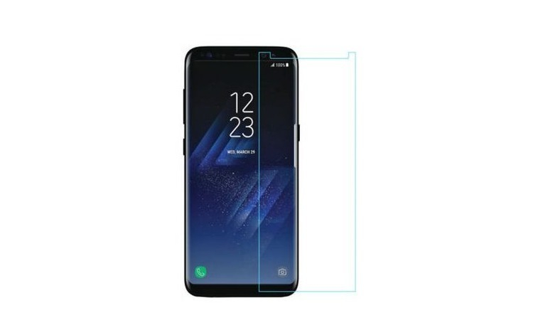 Set 10 x Folie sticla Samsung Galaxy S8