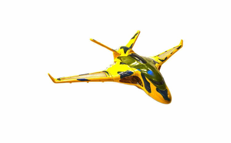 Avion 25 cm cu Sunete si Lumini