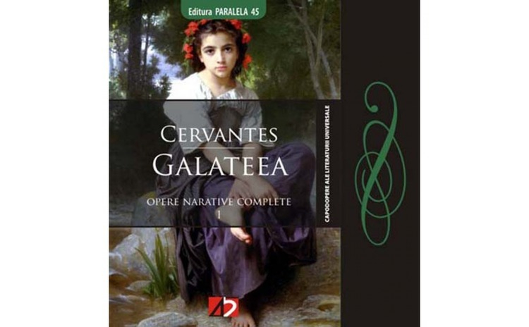 Galateea vol. 1 - Cervantes