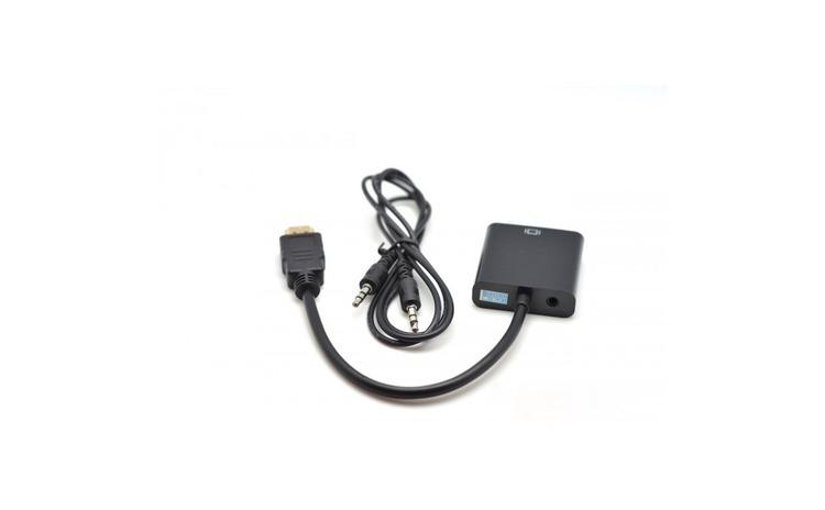 Adaptor Convertor HDMI Tata - VGA Mama