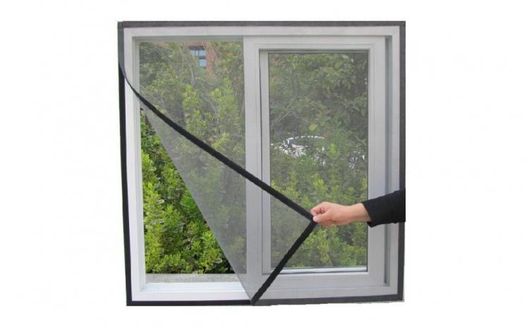 Plasa anti-insecte de usa + plasa geam