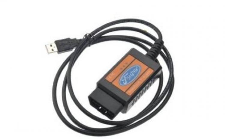 Cablu Diagnoza Tester Scanner Ford, Doar La 149 Ron In Loc De 299 Ron