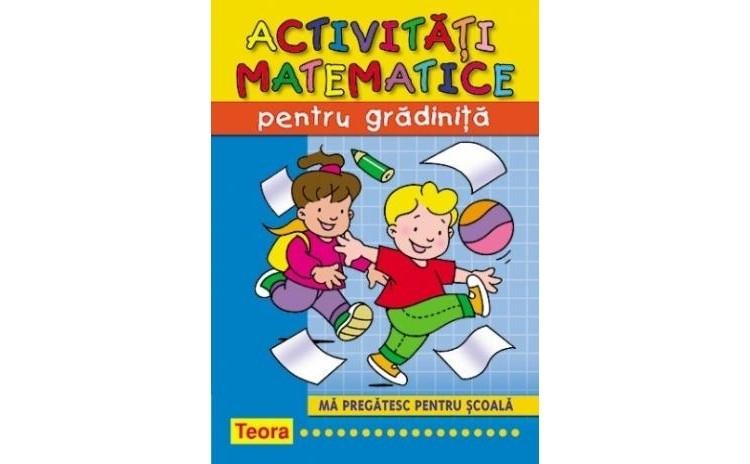 Activitati matematice pentru gradinita.