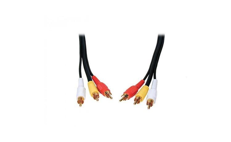 Cablu 3RCA Tata cu 3RCA Tata  ,
