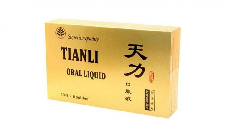 TianLi original cutie (6 fiole)