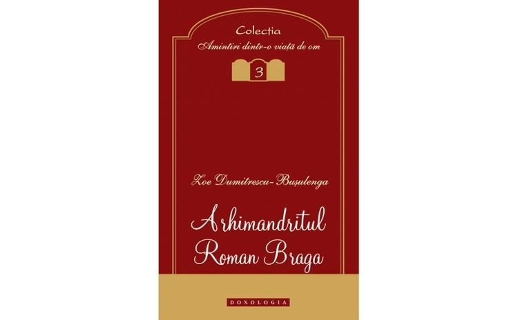 Arhimandritul Roman Braga