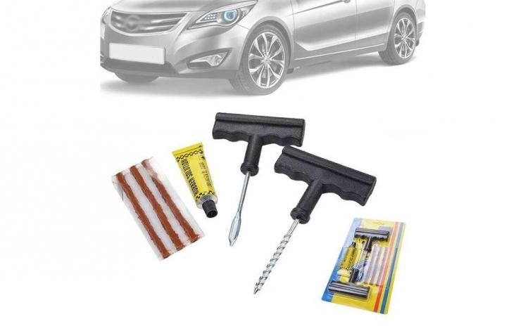 Kit pentru repararea penelor auto