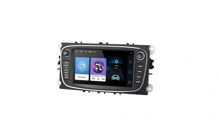 Navigatie dedicata cu Android - Ford