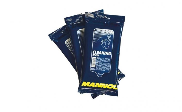 Servetele ocean fresh 30 buc Mannol