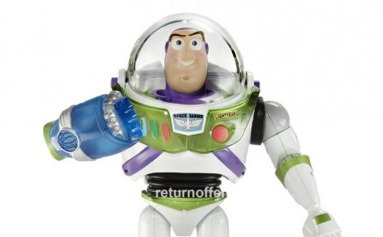 Figurina de actiune Buzz - Toy Story