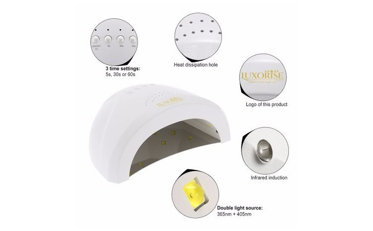 Lampa UV LED Hybrid 48W