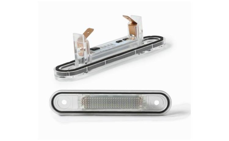 Set Lampi LED numar compatibil Mercedes