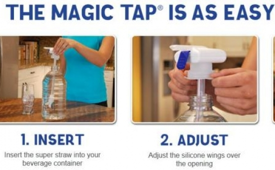 Dozator Magic Tap