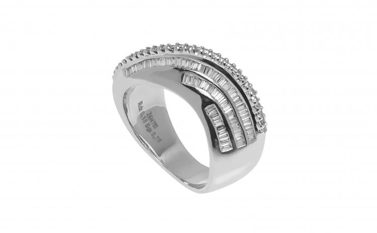 Inel ZEN, aur 18K, diamante naturale