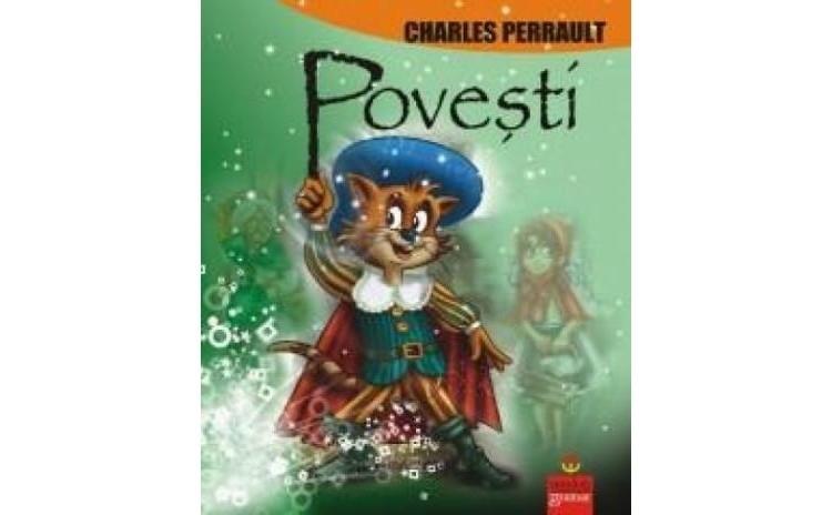 Povesti, autor Charles Perrault
