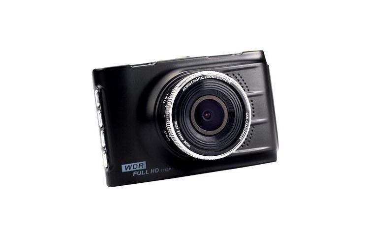 Camera Video Auto Novatek T612 Black