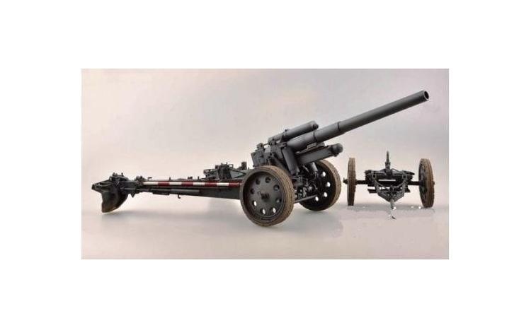 1:16 German 15cm sFH 18 Howitzer -