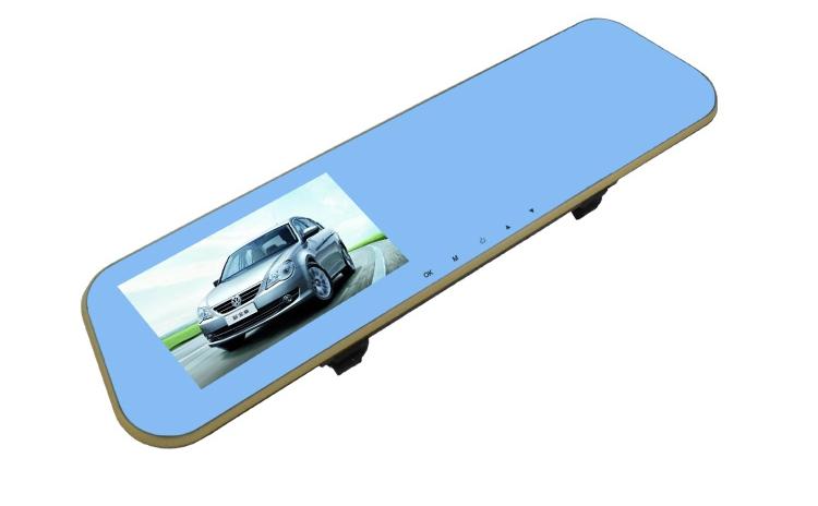 Camera auto oglinda retrovizoare FullHD