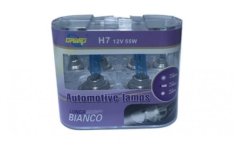 Set 2 x Bec Auto 12V, 55W H7 Halogen
