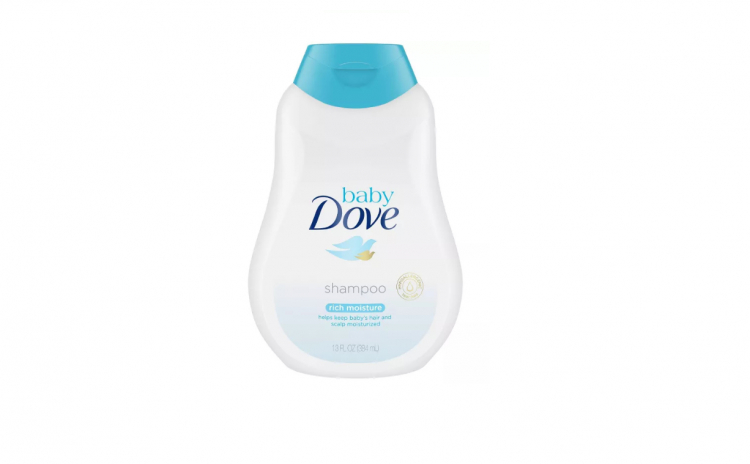 Sampon pentru copii Dove Baby
