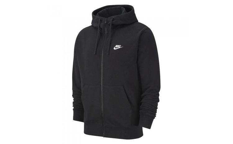 Hanorac barbati Nike Club Full-Zip