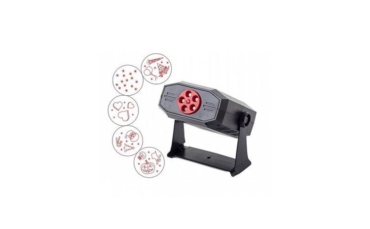 Proiector laser cu efect de stroboscop,
