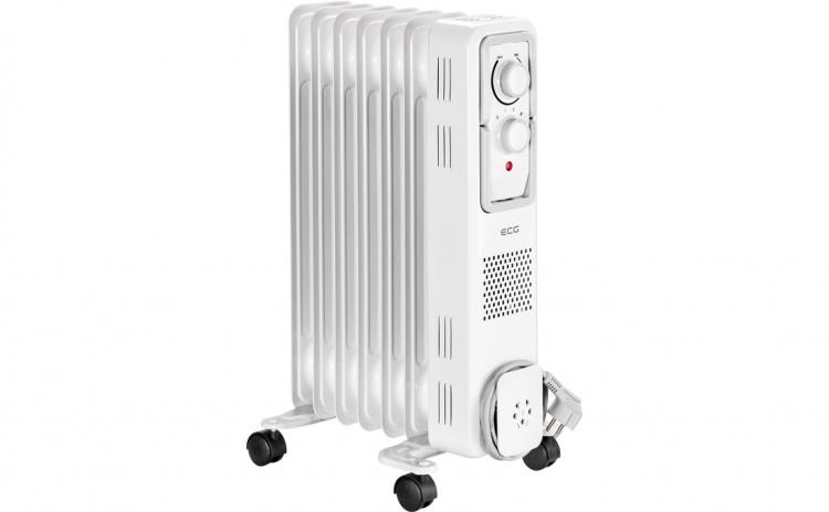Calorifer electric cu ulei ECG OR 1570