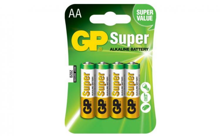 Baterie Super GP R6 (AA), 40 buc/set
