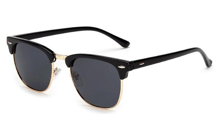 Ochelari de soare Retro Bleumarin -