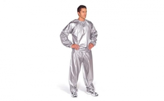 Costum slabit Sauna Suit, la 45 RON in loc de 145 RON