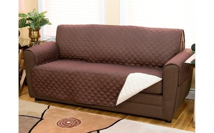 Set: Husa de protectie pentru canapea + 2 x Husa de protectie pentru fotoliu