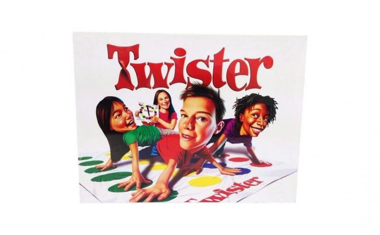 Joc de societate Twister