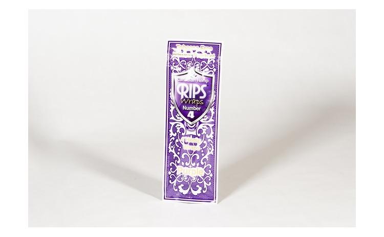 Wraps No.4 (Purple) Rips