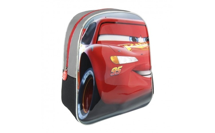 Ghiozdan gradinita 3D CARS 3