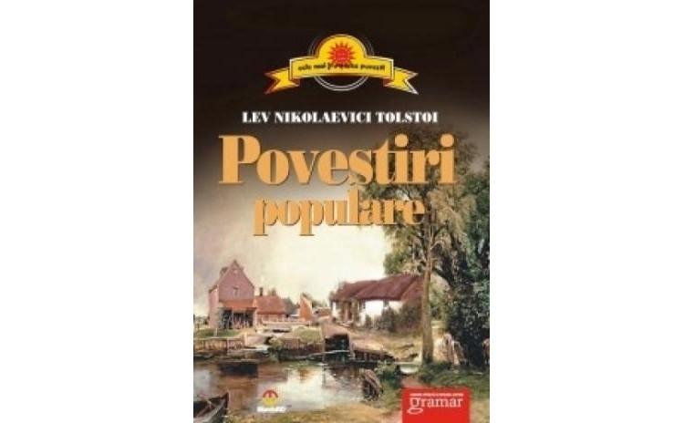 Povestiri populare, autor Lev Nikolaevici Tolstoi
