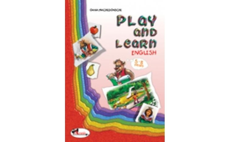 Play and learn english, autor Oana Machidonschi