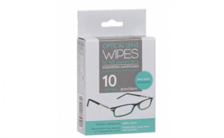 Servetele pentru lentilele ochelarilor
