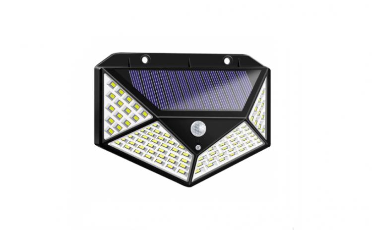 Lampa solara 100 LED