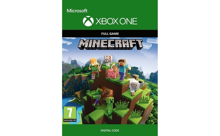 Imagine indisponibila pentru Joc Minecraft - Full Game Download Code Pentru Xbox One
