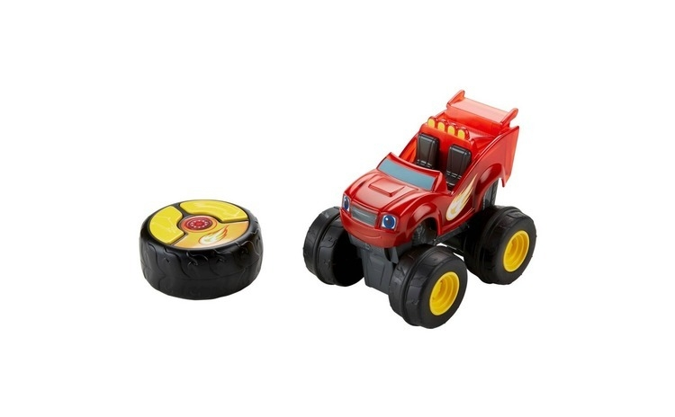 Imagine indisponibila pentru Masinuta Racing Blaze cu Telecomanda Blaze and the Monster Machines